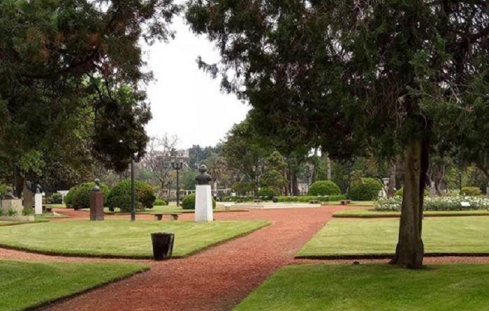 jardin de los poetas