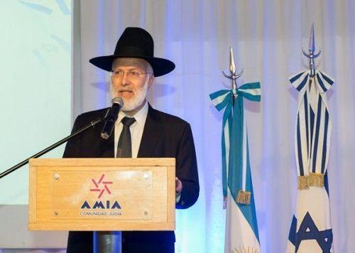 Gran Rabino Gabriel Davidovich
