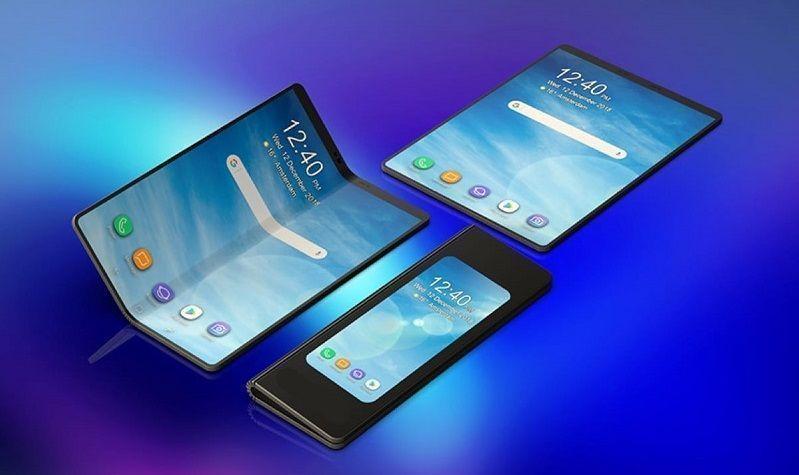 samsung ha anunciado la fecha que se presenta el celular plegable 02