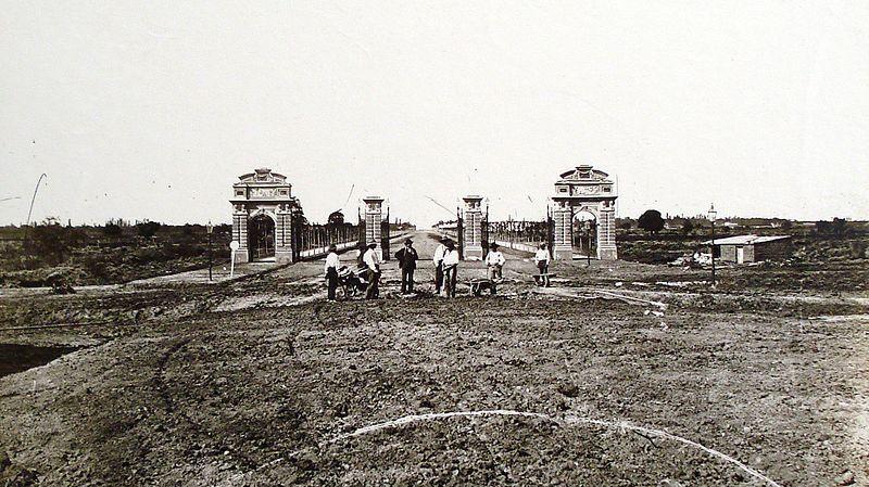 Portones de Palermo 1875