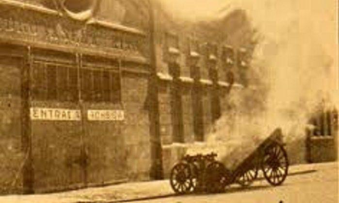vasena la semana trágica de 1919