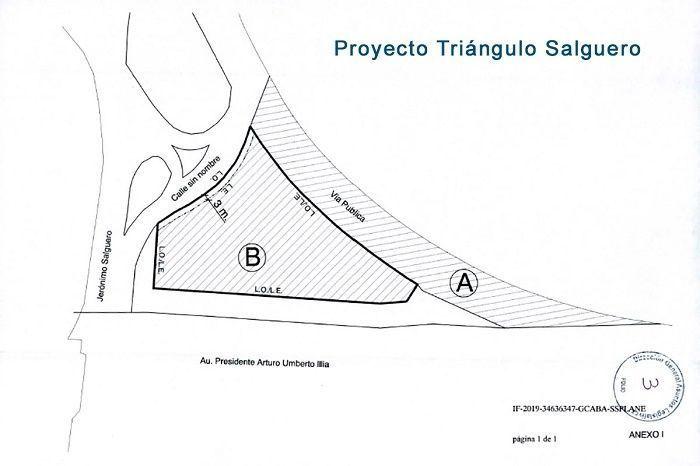 Audiencia pública por el Triangulo Salguero