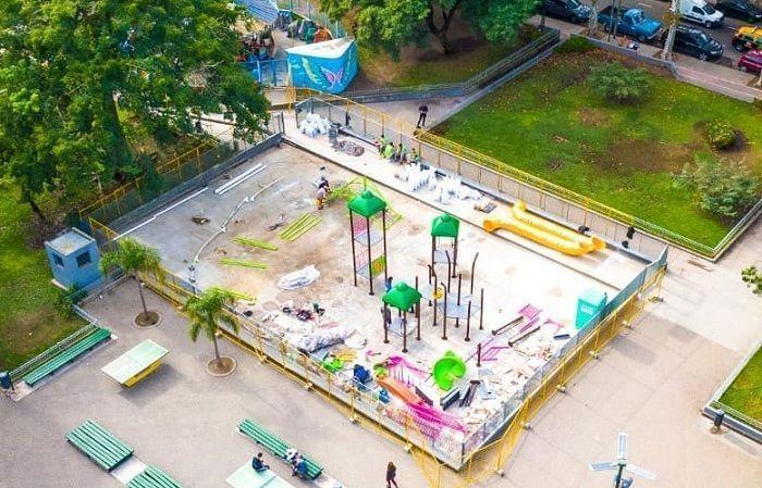 Plaza de la Unidad Latinoamericana
