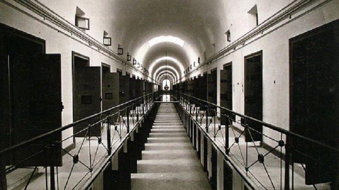Penitenciaria pabellon