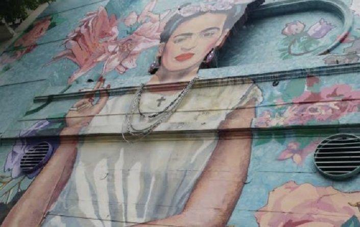 Frida Kahlo en Palermo