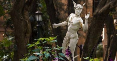 Obras de Arte del Jardín Bótanico