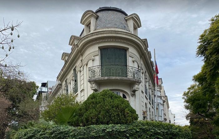 embajada de haiti