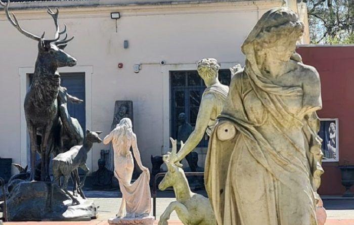 hospital de esculturas