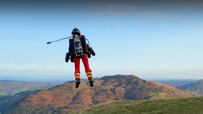 paramedico volador