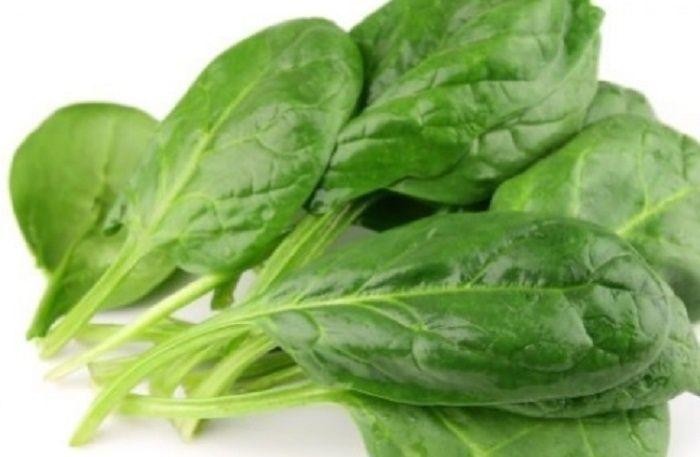 espinacas