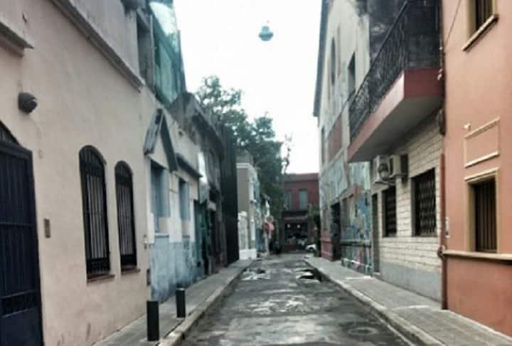 Pasaje Rusell de Buenos Aires