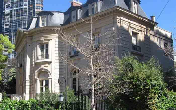 Embajada de Belgica