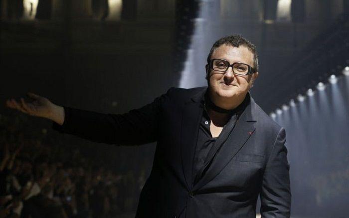 Alber Elbaz en Paris