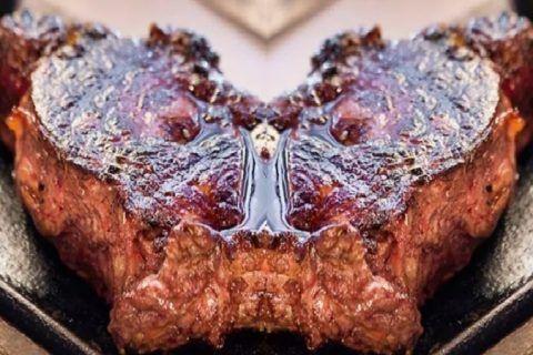 Bife de chorizo mariposa