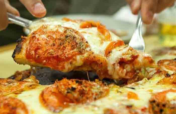 Pizza Napolitana de Buenos Aires de Argentina