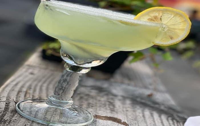 El cóctel Margarita