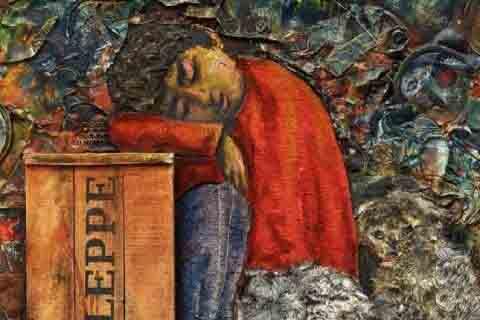 uanito dormido de Antonio Berni se vendió en Sotheby´s de Nueva York.