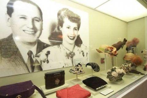 Museo Eva Perón de Buenos Aires Argentina.