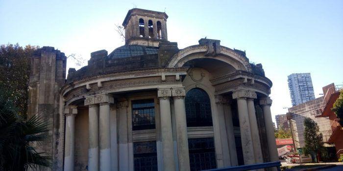 Pabellón Centenario de Buenos Aires