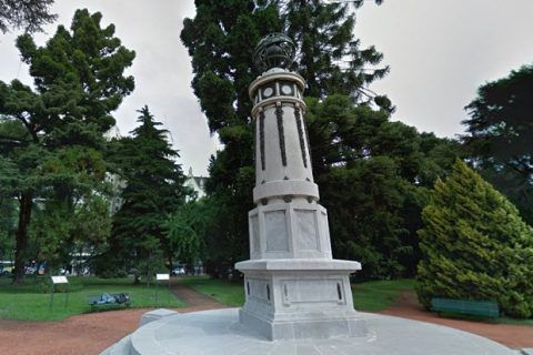Columna Meteorológica de Buenos Aires