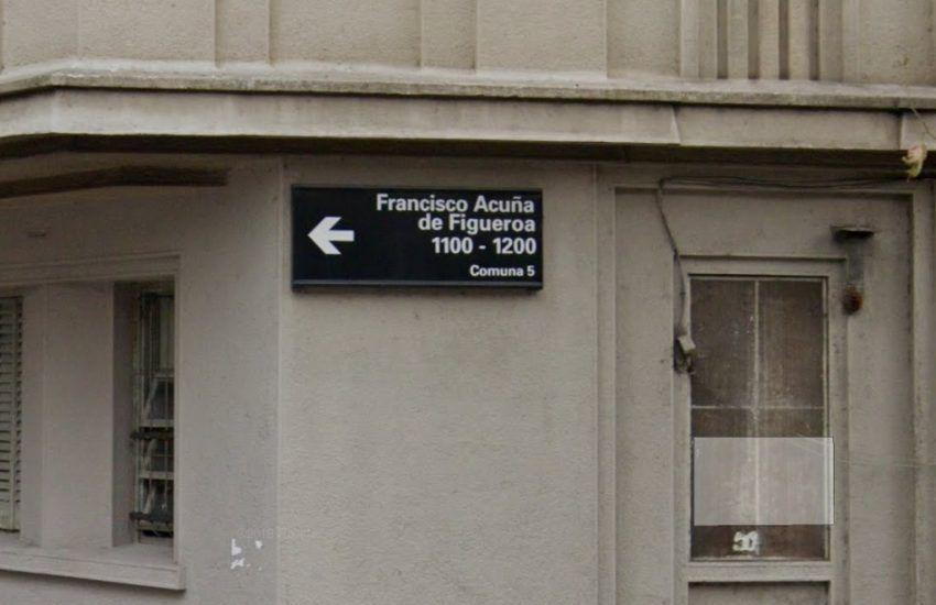 Francisco acuña Calle