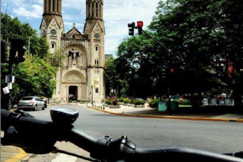 Plaza Güemes de Buenos Aires