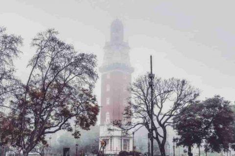 Niebla en Buenos Aires