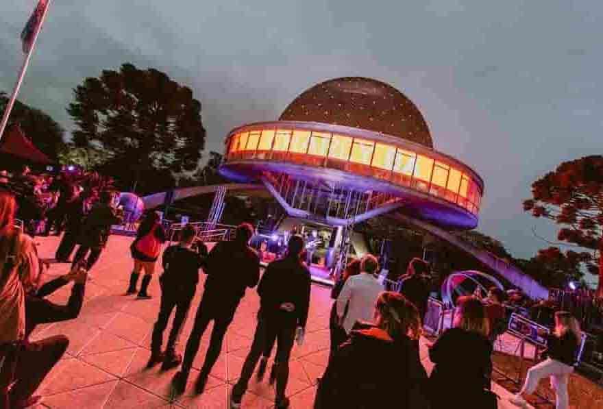 Charly Garcia Planetario